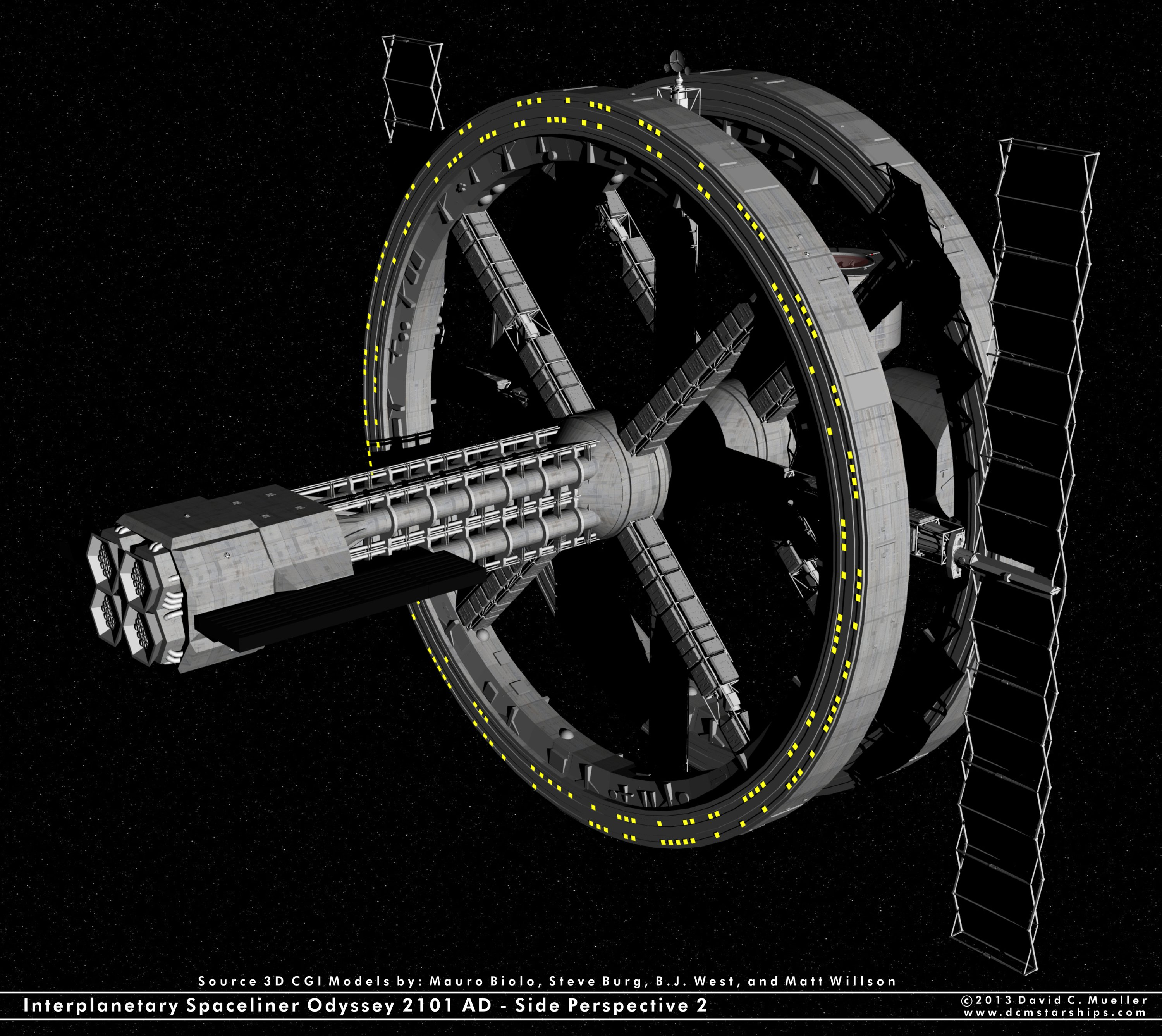interplanetary spacecraft - photo #24
