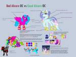 Alicorn OC
