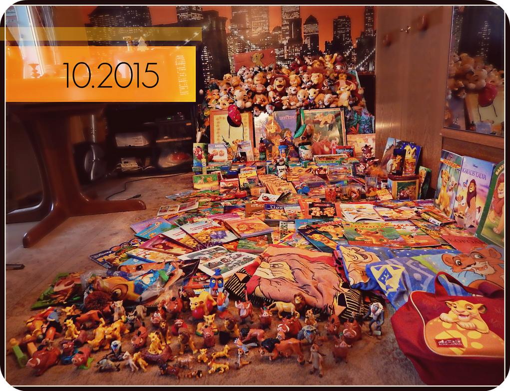 Lion King collection (update - 10.2015) by xxCaliforniaAngelxx