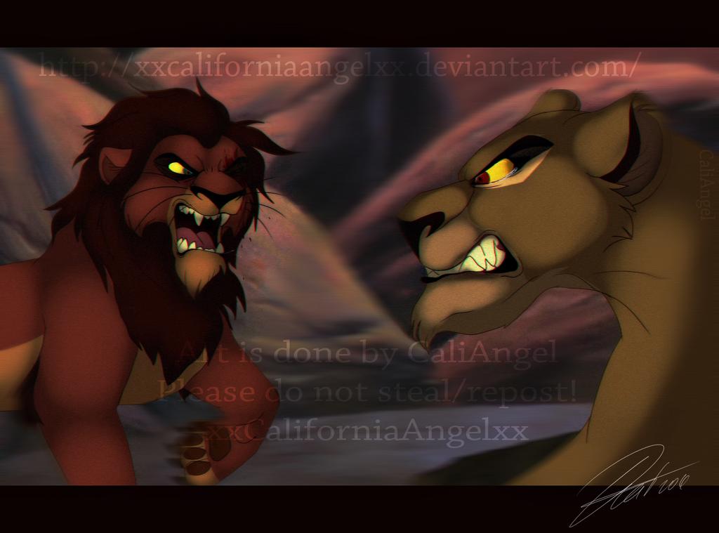 The lion king scar and kovu - photo#22