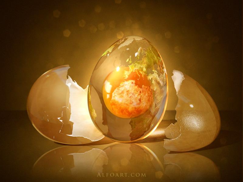 Egg Planet.