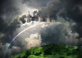 Sky Castle. by AlexandraF