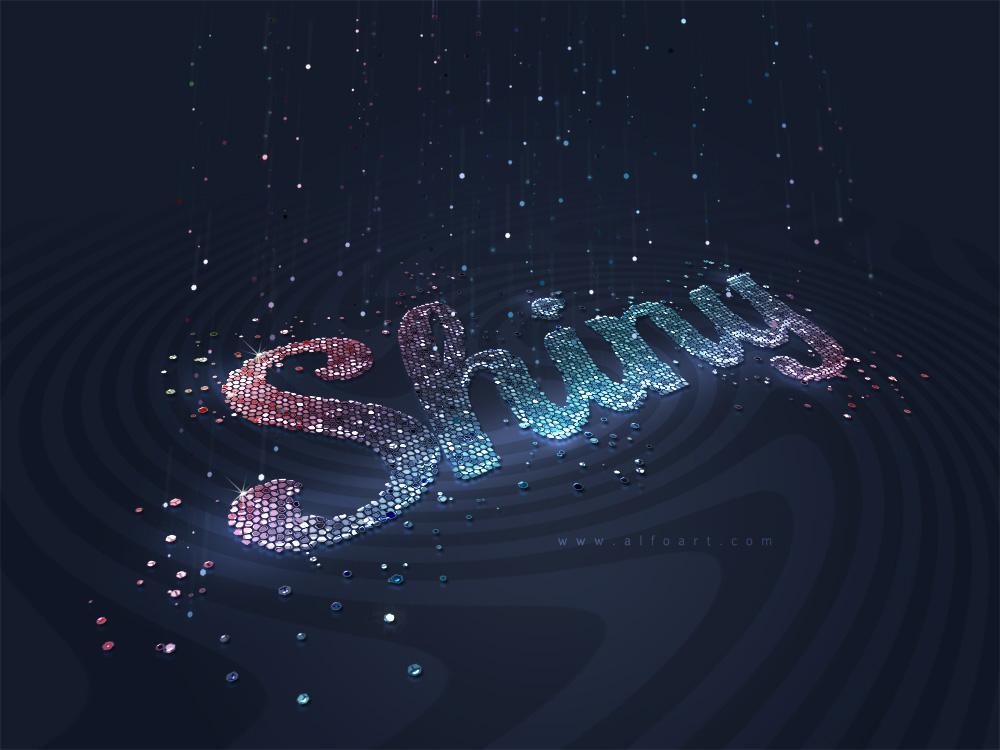 Css Shiny Glass Effect
