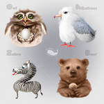 Animals Characters Creating. Tips and Tricks.