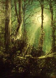 Moonbeam (2010) by WendyKimberley