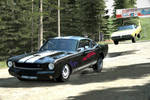 Mustang by Murphygoo