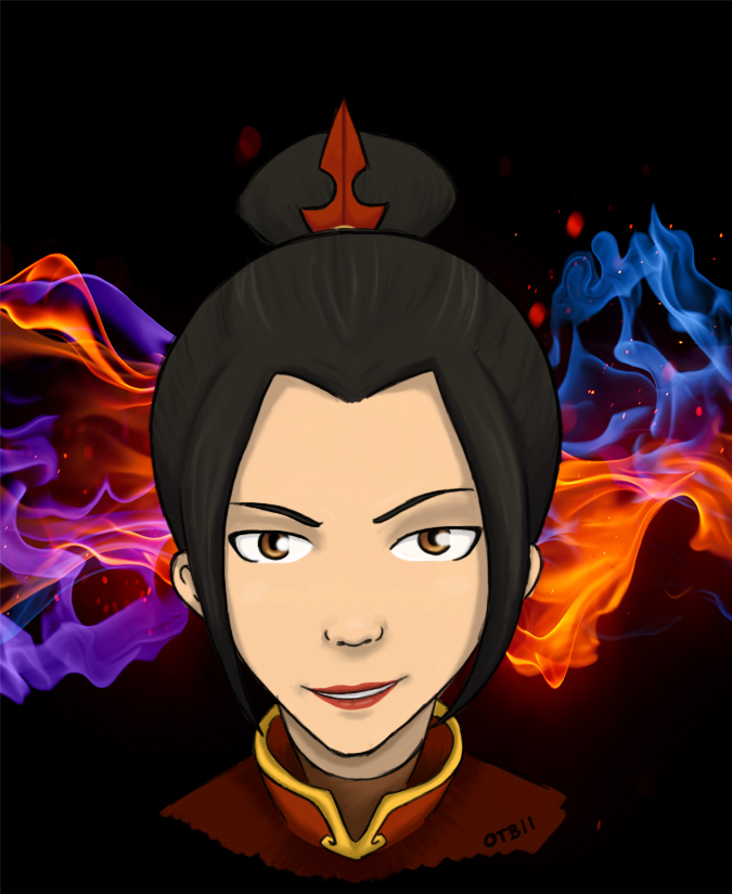 Princess Azula by OutsideTheBox11