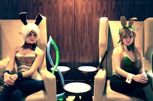 Legend Of Zelda Bunny Suits