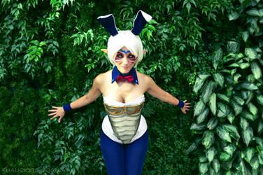 Fierce Deity Link Bunny Suit