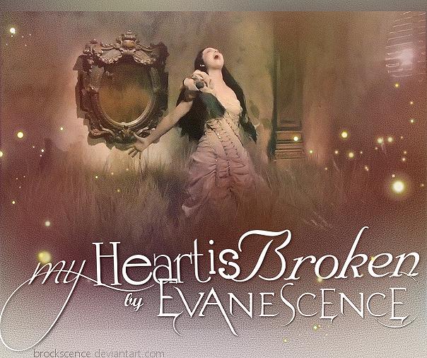 My Heart Is Broken By Brockscence