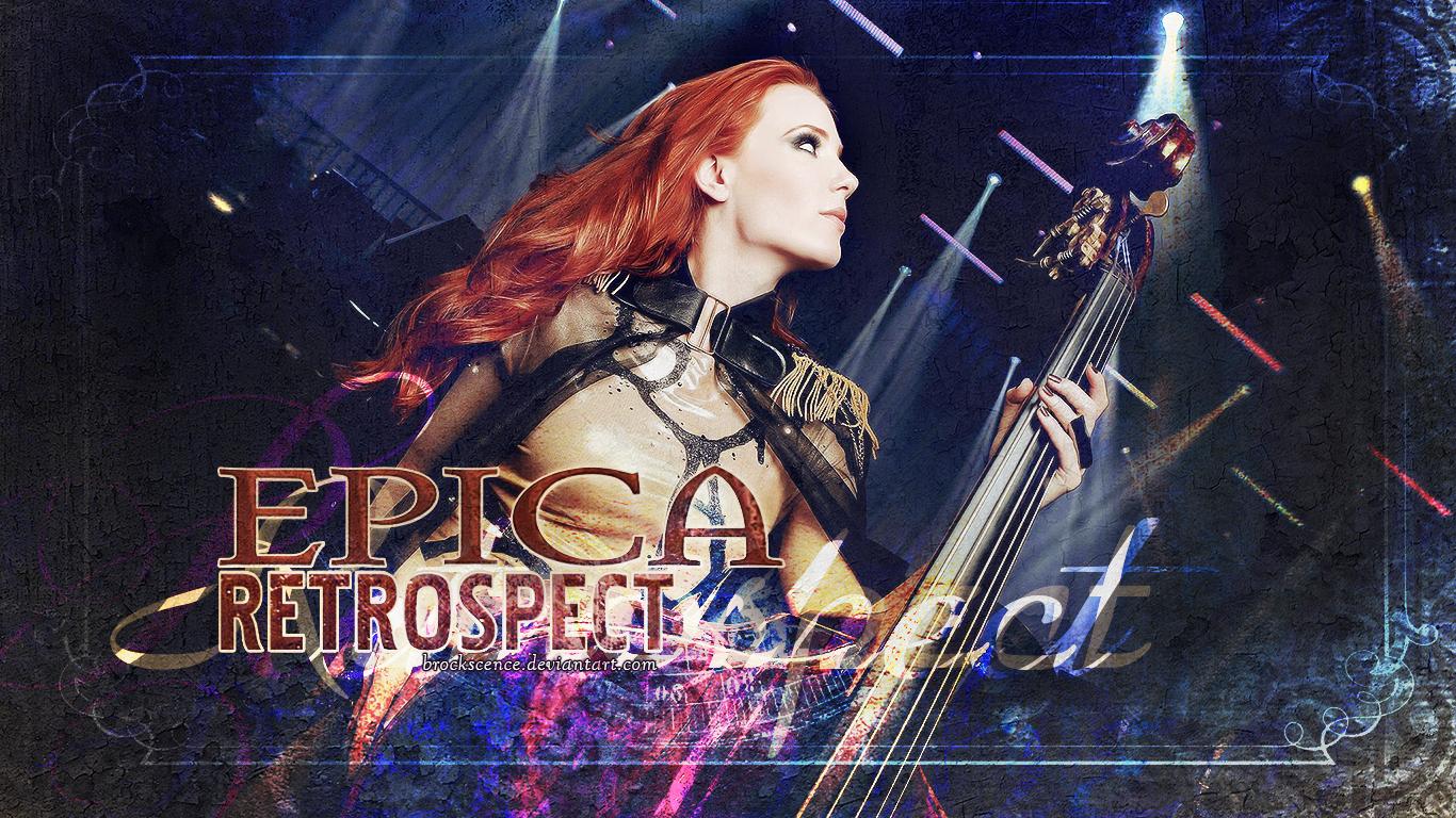 Epica Retrospect Wallpaper By Brockscence On Deviantart