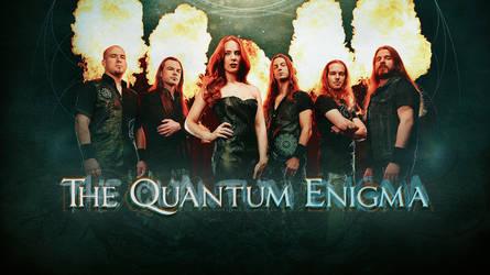 The Quantum Enigma - Wallpaper