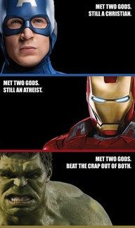 Avengers' Beliefs