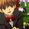 Tsubasa Reservoir Chronicle Icon___tsubasa_christmas_3_by_leggomymegg0-d35h367