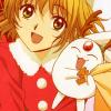 Tsubasa Reservoir Chronicle Icon___tsubasa_christmas_4_by_leggomymegg0-d35h36r