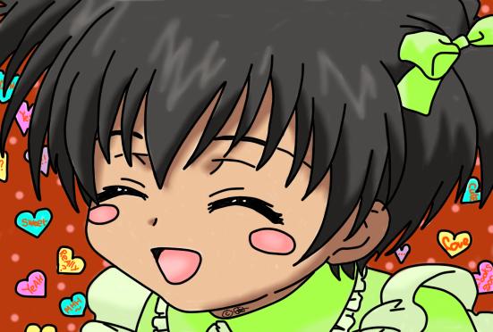 Kyo Kara Maou! - Yuuri when he was small by UsagiTail