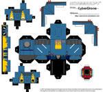 Megas XLR - Robot 'Mecha'