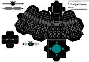 Doctor Who - Dalek Sec by CyberDrone