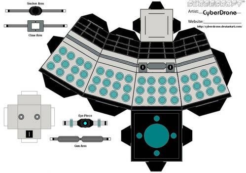 Doctor Who - Classic Dalek 1