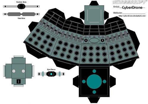 Doctor Who - Classic Dalek 2