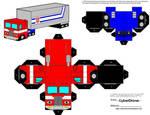 Cubee - Prime 'Truck'