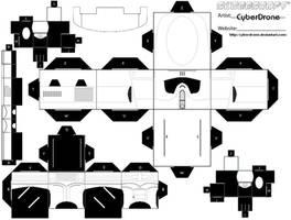 Cubee - Biker Scout by CyberDrone