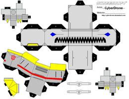 Cubee - Grimlock by CyberDrone