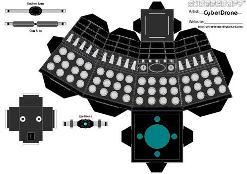Cubee - Classic Dalek 3