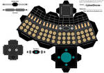 Cubee - Classic Dalek 4