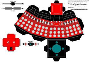Cubee - Classic Dalek 5