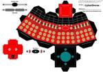 Cubee - Classic Dalek 7