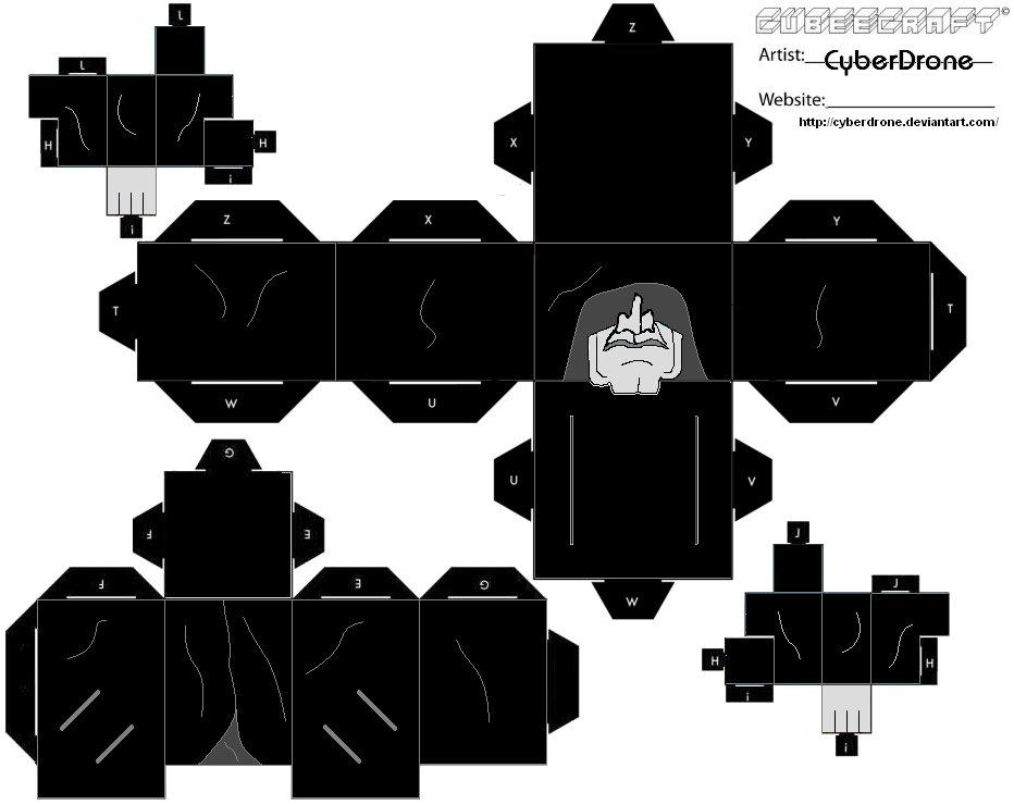 cubeecraft star wars taringa. Black Bedroom Furniture Sets. Home Design Ideas