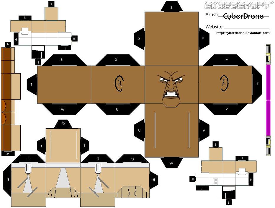 Как сделать дроида из звездных войн из бумаги - Stroy-lesa11.ru