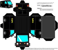 Ghost Hunters - TAPS Van