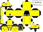 Cubee - Biohazard Suit