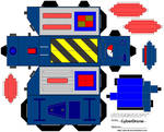 Cubee - Ghost Trap 'Cartoon'
