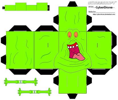 Cubee - Slimer 'Ver2'