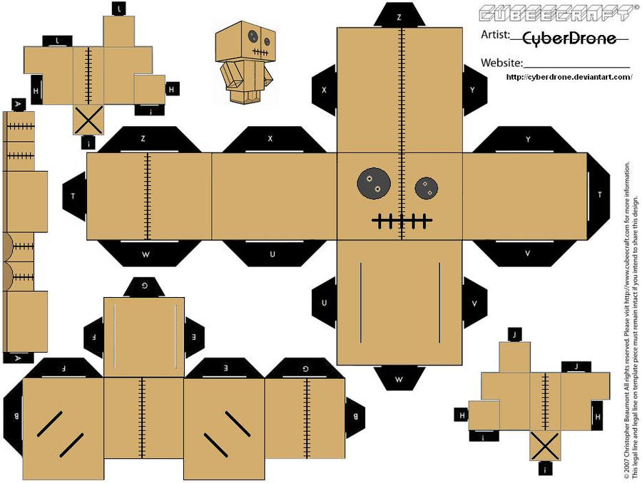 D Cube Craft