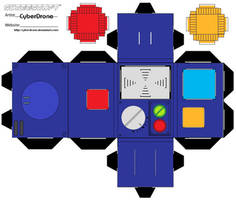 Cubee-PKE Meter 'toon' 1of2 by CyberDrone