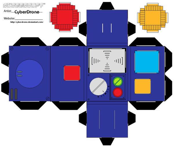 Cubee-PKE Meter 'toon' 1of2