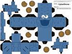 Cubee - Cookie Monster