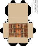 Cubee - Bookcase