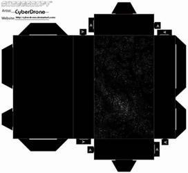 Cubee - Monolith 'Stars'