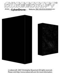 Cubeecraft - 2001 Monolith's by CyberDrone
