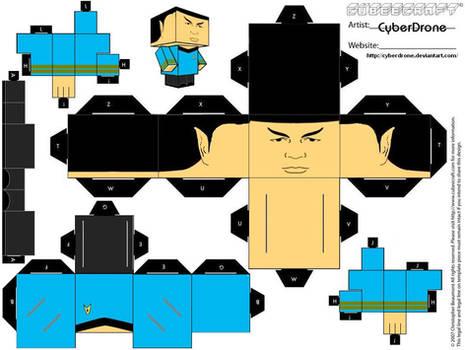 Cubee - Spock 'TAS'