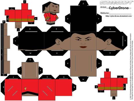 Cubee - Uhura 'TAS'