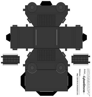 Cubee - Mouse Droid