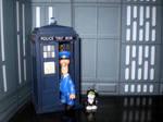 Pat, His Cat and the TARDIS
