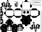 Cubee - Skeleton