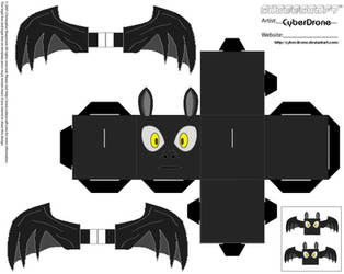 Cubee - Bat by CyberDrone